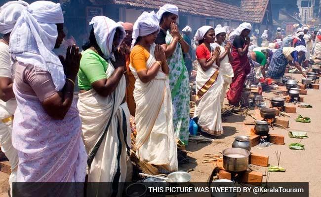Kerala's All-Women Pongala Fest Gives Hope To Homeless