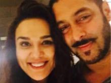 Inside Preity's Birthday Celebrations; Starring Salman Khan, Sunny Deol