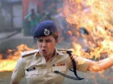 Priyanka Chopra Plays With Fire in New <I>Jai Gangaajal</i> Song. Literally