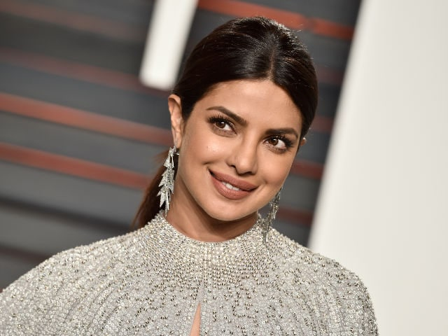 Oscars: Priyanka Chopra Second Most Searched Celeb, Says Google