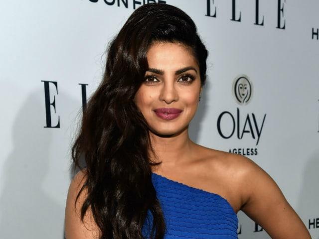 Priyanka Chopra's Baywatch Role Was 'Initially Written For a Man'
