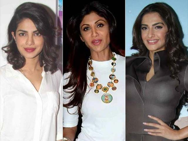 A Look at Priyanka Chopra, Shilpa Shetty, Sonam Kapoor's Sunday Feast