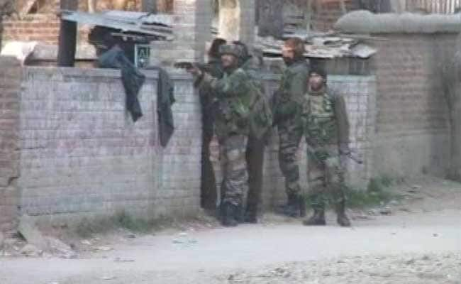 3 Terrorists Killed In Encounter In Kashmir's Pulwama District