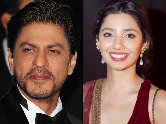 First Look: Mahira Khan as Shah Rukh's Raees Wife