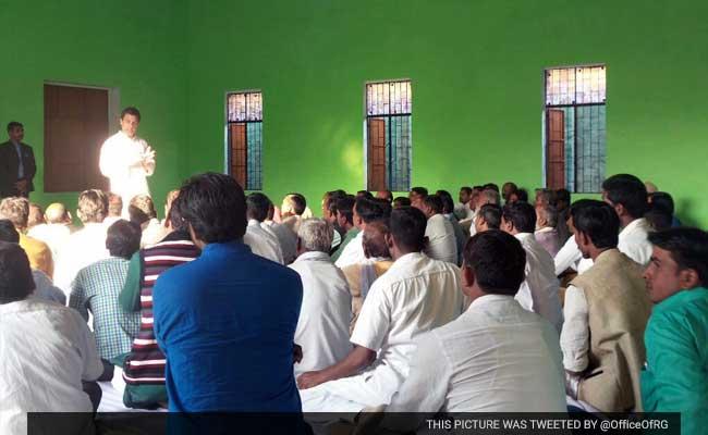 Rahul Gandhi Frustrated, Telling Lies: BJP