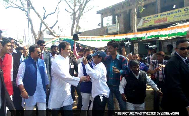 JNU Row: Don't Need Lessons From RSS, BJP On Patriotism, Says Rahul Gandhi