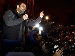 JNU Row: Rahul Gandhi Trying In Vain To Defend 'Traitors', Says BJP
