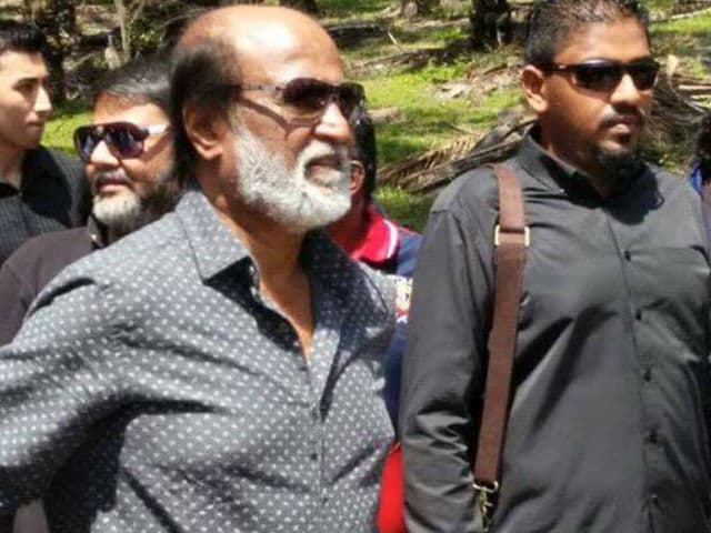 A Meeting With Rajinikanth Will Keep This Actor 'Going For 10 Years'