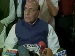 जेएनयू विवाद : राजनाथ बोले, 'घटना को हाफ़िज सईद का समर्थन', टीचर्स ने कहा- राष्ट्रविरोधी नहीं JNU