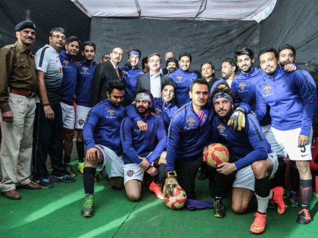 Abhishek, Ranbir's Football Team Honour Lost Teammate Moeen Latif