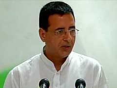 कांग्रेस ने दिया हिटलर का जवाब, सुरजेवाला ने PM मोदी को बताया 'आज का औरंगजेब'