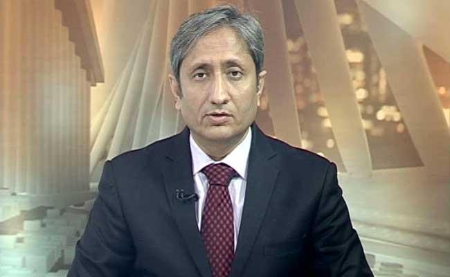एनडीटीवी के पत्रकार रवीश कुमार को कुलदीप नैयर सम्मान