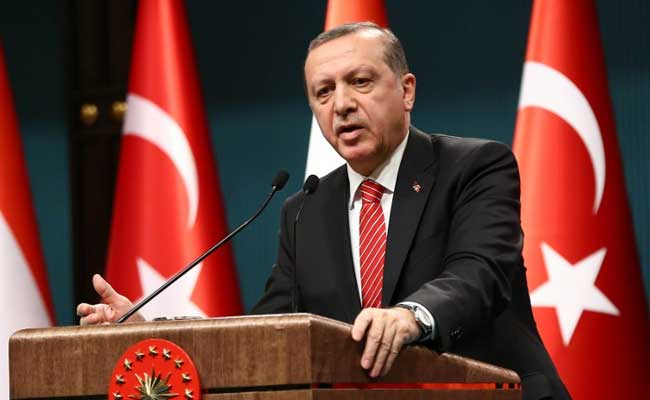 Turkish President Recep Tayyip Erdogan To Visit India On April 30