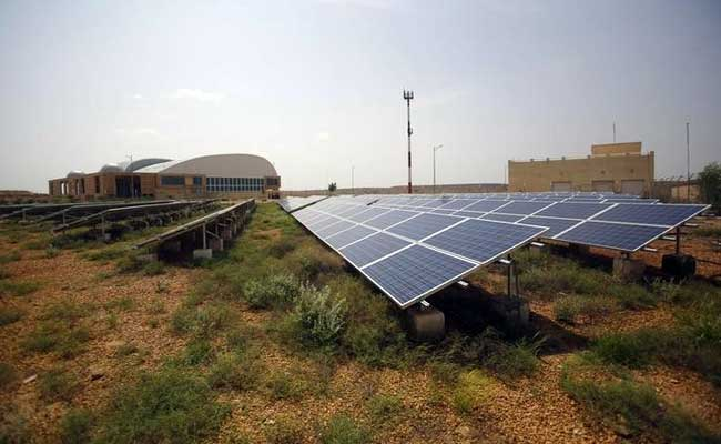 Unclear If US, India Can Reach Solar Settlement, Says Official