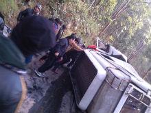 MTV <I>Roadies</i> Crew Injured In Accident in West Bengal