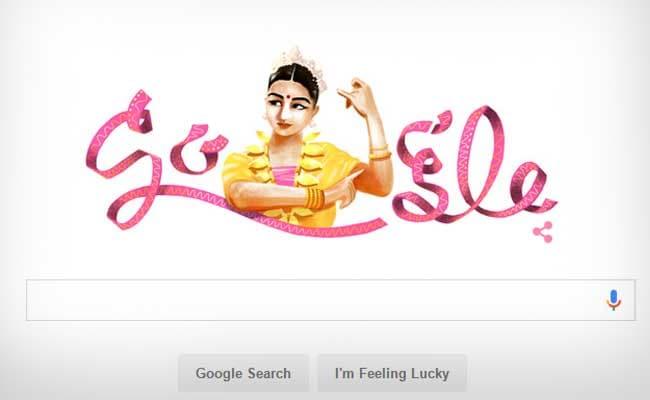 Google Pays Tribute To Famous Bharatnatyam Dancer Rukmini Devi Arundale On Her Birthday
