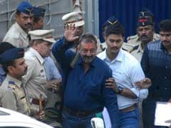 'Good Boy' Sanjay Dutt Needed Stern Words To Wear Jail Uniform