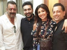 Shilpa Shetty Says Sanjay Dutt is Looking Fitter, Better