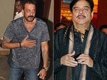 Sanjay Dutt Should Now Follow Gandhi<I>giri</i>, Says Shatrughan Sinha