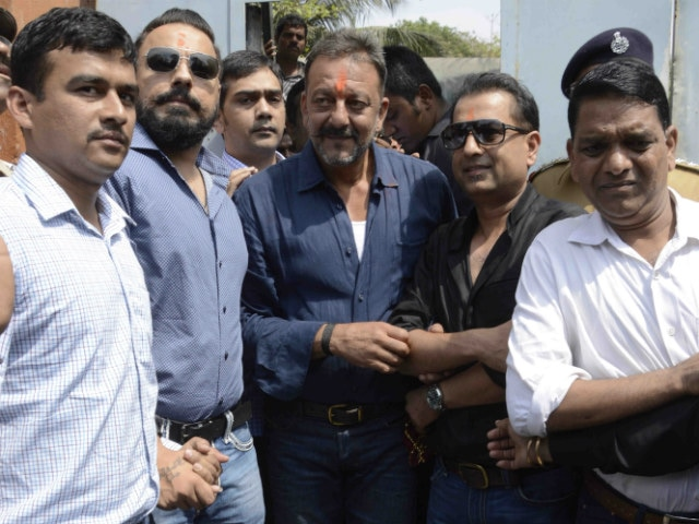 Sanjay Dutt's Sister Priya Says It's an 'Emotional Day For Us'