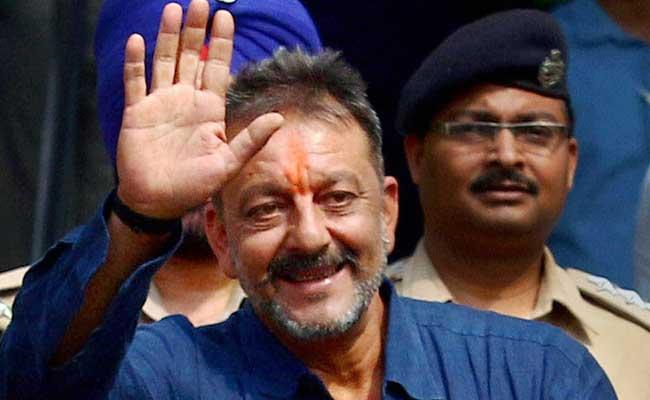 जेल से छूटने के बाद 29 जनवरी को पहली बार कैमरे का सामना करेंगे संजय दत्त