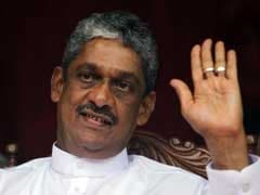 Sarath Fonseka Joins Sri Lankan Government, Likely To Be Inducted As Minister