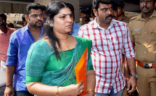 Kerala Solar Scam Saritha Nair Cross Examined During In