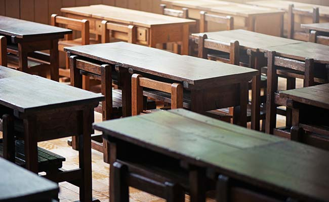 UP School Headmaster Suspended Over VHP's Complaint On Urdu Prayers