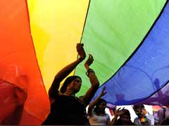 In Supreme Court's Right To Privacy Judgment, A Touch of Rainbow