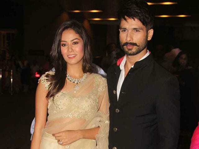 Shahid Kapoor is 'Always in Uniform and on Duty' For Wife Mira