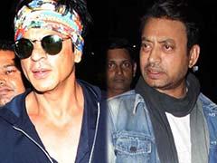 शाहरुख पर बरसे इरफान! कहा- 'आपकी फिल्में-फिल्में हैं और हमारी फिल्में क्या वड़ा-पाव हैं'