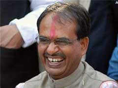 """""""Laughable"""": Shivraj Chouhan On Rahul Gandhi's 'Made In Bhopal' Remark"""