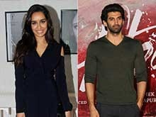 Aditya Roy Kapur is 'Excited' About <I>OK Janu</i> With Shraddha Kapoor