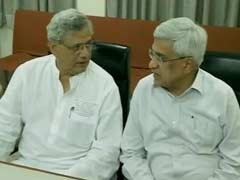 CPM's Bengal Unit Says Yes To Alliance With Congress