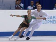Russian Skaters Perform to Deepika, Ranveer's <i>Dhol Baje</i>. Be Amazed