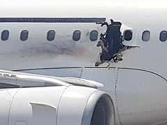 A Plane Landed With This Big Hole In It, 1 Passenger Killed