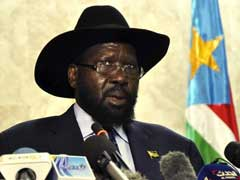 South Sudan President Appoints Rebel Leader His Deputy