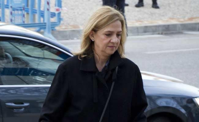 Princess Cristina Of Spain Could Face Jail If Found Guilty