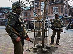 5 BSF Soldiers Injured In Terrorist Attack In Srinagar