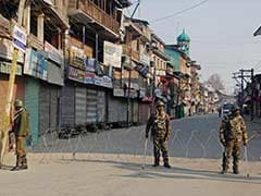 Curfew-Like Restrictions In Srinagar As Separatists Call For Strike