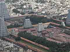 मौनी अमावस्या पर तमिलनाडु के अरूणाचलेश्वरर मंदिर के सरोवर में भगदड़, चार श्रद्धालु डूबे