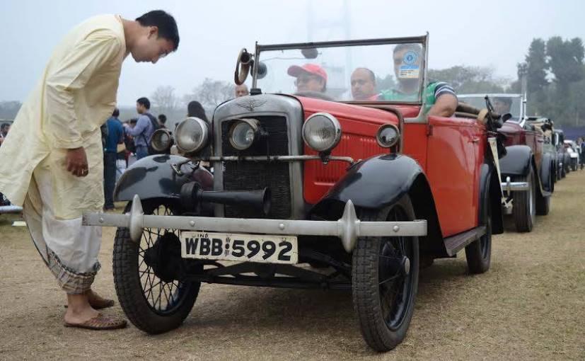 Felixstowe Old Cars Show