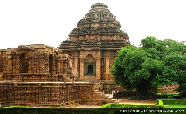 After Waterlogging At Konark Sun Temple, Odisha Seeks Centre's Help
