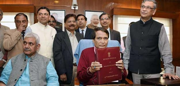 Suresh Prabhu's promise of achieving the best financial performance in nine years did not materialize