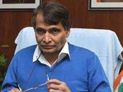 Railways Minister Meets PM Modi, Suggests He's Offered To Quit: 10 Points