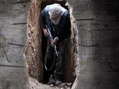 Air Strikes Batter Rebels Ahead Of Syria Ceasefire Deadline
