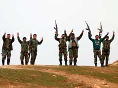 Syrian Army Presses Offensive Against ISIS