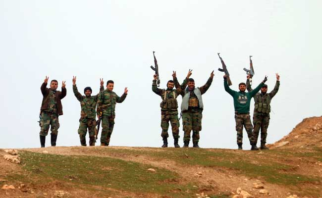 Syria Army Takes Last ISIS-Held Town In Homs: Monitor