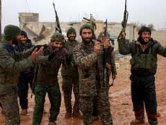 Syria Rebels Lose New Ground To Kurds, Regime: Report