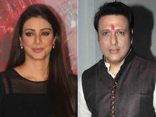 Tabu Wants to Work With Govinda Again. Here's Why